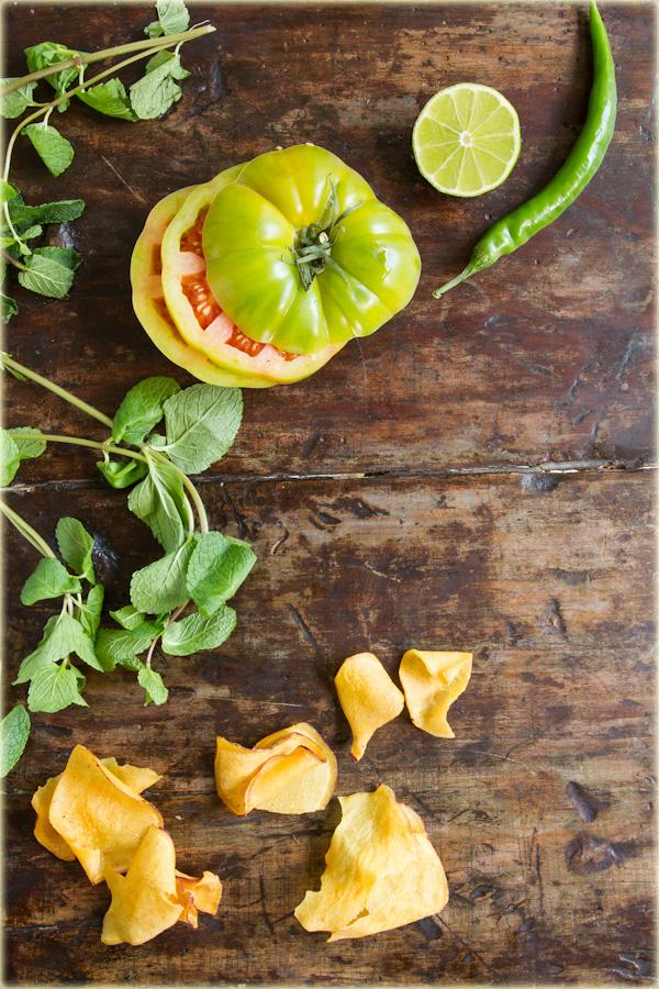 עגבנייה ירוקה